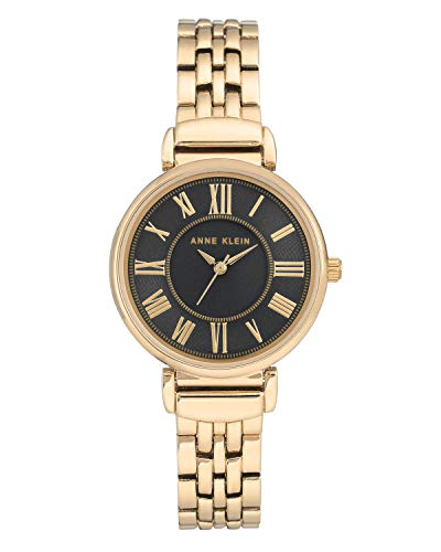 Anne Klein Dress Watch (Model: AK/2158BKGB)