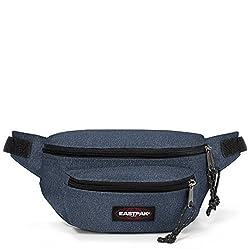 Eastpak Doggy Bag Gürteltasche, 27 cm, 3 L, Blau (Double Denim)