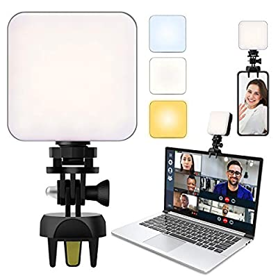 Video Conference Lighting with Upgraded Clamp M...