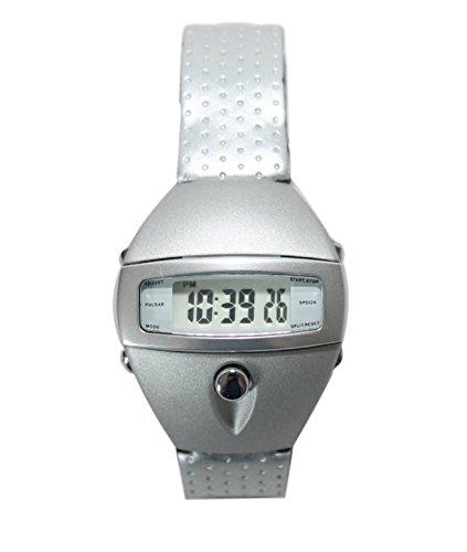 Spoon di Pulsar Sveglia LCD PVF 037-Orologio cronografo da uomo