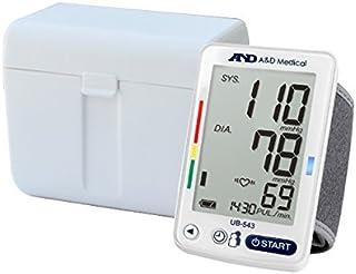 مانیتور فشار خون مچ دست پزشکی A & d با صفحه نمایش بزرگ برای کاربران چندگانه ، (5.3 اینچ تا 8.5 اینچ)