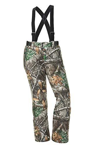 DSG Outerwear Addie Jagd-Lätzchen für Damen, Damen, Realtree Edge, X-Large