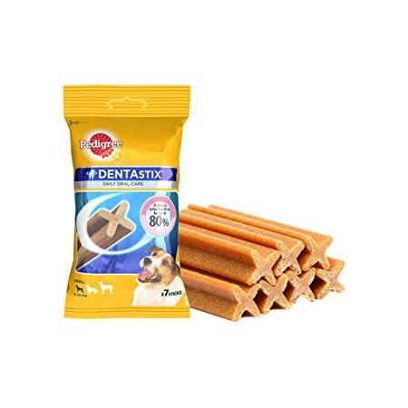 Pedigree Dentastix Small Breed Dog Oral Care, 110 G (7 Sticks) Pack Of 3