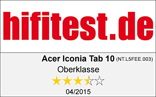 Acer Iconia Tab 10 A3-A20 (10,1 Zoll FHD) - 14
