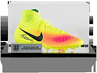 94ff61dd78a8c Danny Rose Official England Autographed Signed Nike Magista Boot In Acrylic  Case - Certified Authentic Soccer