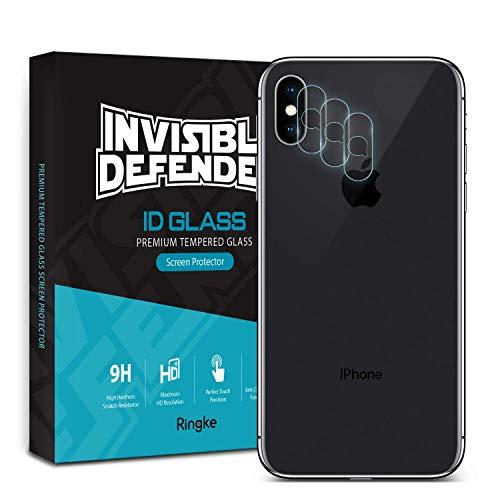 Cámara Trasera Lente Pantalla Para Iphone Xs, Protector Cámara marca Ringke