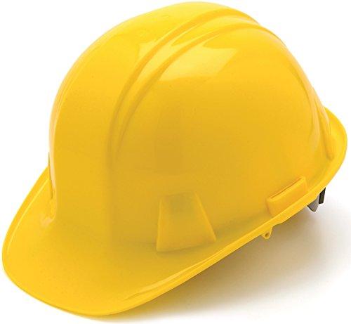 Pyramex Safety Products HP14030 Sl Series 4 pt. Snap Lock Suspension Hard Hat