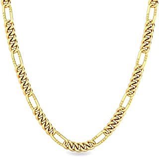 Candere By Kalyan Jewellers Contemporary Collection 22k Yellow Gold Sebestian Chain Necklace