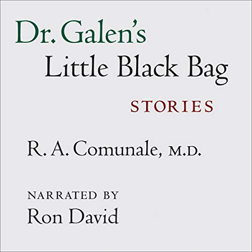 Couverture de Dr. Galen's Little Black Bag: Stories
