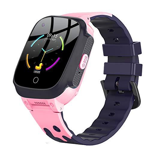 9Tong Telefon Kamera Smartwatch Uhr Kinder Musik Spiel Kinder Smart Watch SOS Phone Kinder GPS Uhr 4G Tracker Armbanduhr für mädchen Jungen Geschenk