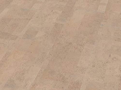 Hebo Kork Klassik Korkfertigparkett 3,78m² pro Paket Click (Formentera beige)