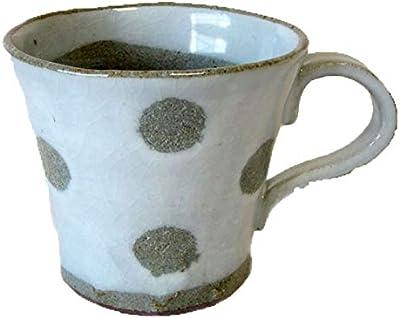 水玉抜 マグカップ