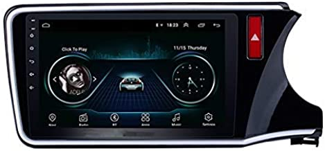 10.1 inch 1024600 GPS Navigation Car Radio for Honda City 2014-2017 RHD with 3G WiFi Bluetooth Music