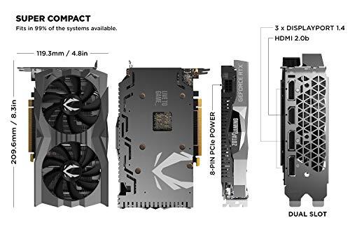 Build My PC, PC Builder, ZOTAC ZT-T16610D-10M