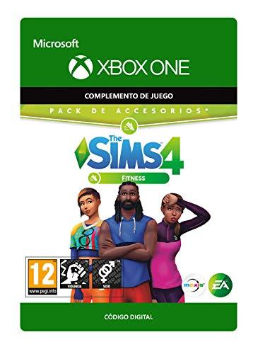 THE SIMS 4 FITNESS STUFF Fitness Stuff | Xbox One - Código de descarga