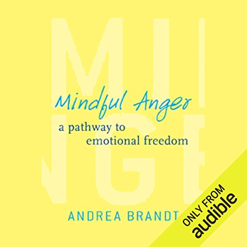 Mindful Anger audiobook cover art