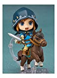 HAGENGOO Anime Link Deluxe Edition Q733# The Legend of Zelda Wilderness Q Edition Nendoroid Figura J...