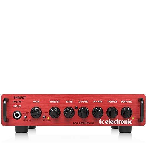 TC Electronic Guitar Amplifier Head (BQ250)
