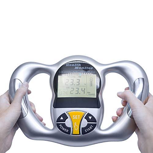 LAY Körperfettmessgerät Kalorienrechner Messwerkzeuge Präzisions-Handfettmessgerät