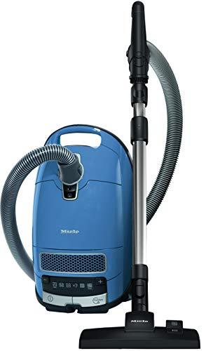 Miele Complete C3Performance Aspirapolvere Traino, 800 watts, 4,5 litri, Blu