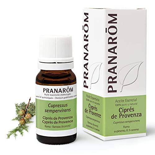 Pranarom - Aceite Esencial de Ciprés de Provenza, 10 Mililitros