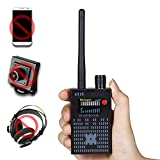 Detector, Winnes Anti-espía Amplificación Detector de Señal RF Spy Bug Detector Inalámbrico Mini Escáner de Cámara GSM CDMA GPS Buscador