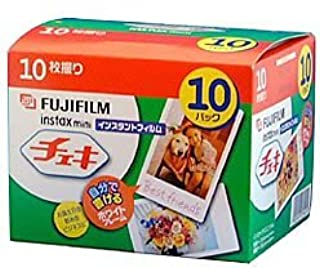 FUJIFILM Instax Mini Cheki Film 10pack(10picture X10) (B000A7925C) | Amazon price tracker / tracking, Amazon price history charts, Amazon price watches, Amazon price drop alerts