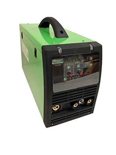 2021 Everlast PowerMIG 230i 230amp MIG STICK Welder 110v / 220v Dual Voltage