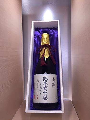 亀齢 純米大吟醸 斗瓶採り 720ml