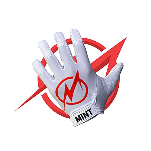 Mint Ultimate - Sports Gloves with Friction Grip,...