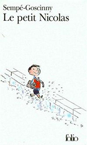 Le petit Nicolas (1) Folio