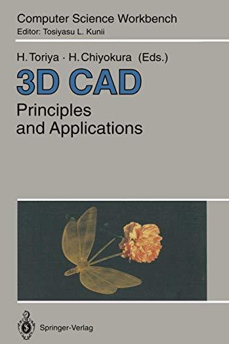3d CAD: Principles and Applications