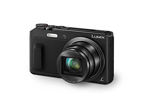 Panasonic Lumix DMC dmc-tz57Digitalkameras 17,5Mpix Optischer Zoom 20x Schwarz