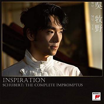 Inspiration-Schubert: The Complete Impromptus