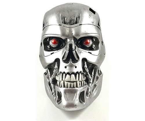 Terminator Genesys Schädel Endo Skull 9 cm Groß Lotcrate