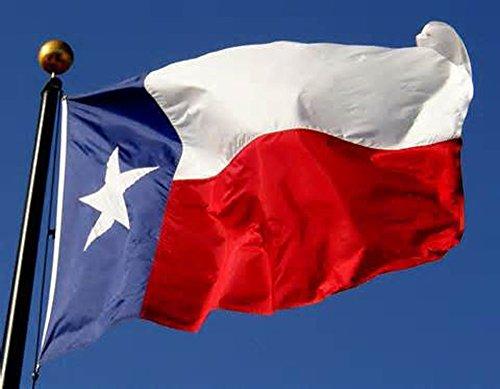 Moent Women Clothes Wohnkultur 3x5 Ft Deluxe Texas TX Amerikanische Nylon Lone Stars USA Flagge Die Flagge Raumdekor