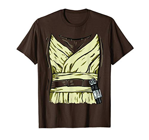 Star Wars Halloween Obi-Wan Kenobi Costume T-Shirt