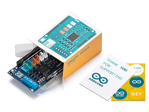 Arduino Motor Shield Rev3 [A000079]