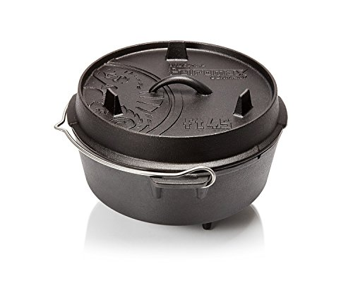 Petromax Feuertopf ft4.5 (Dutch Oven) (mit Standfüssen)