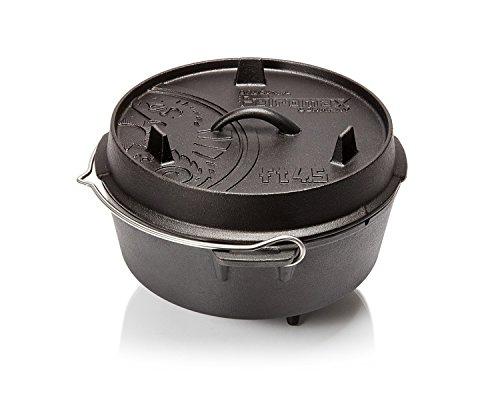 Petromax Feuertopf ft4.5 (Dutch Oven) (mit Standfüßen)