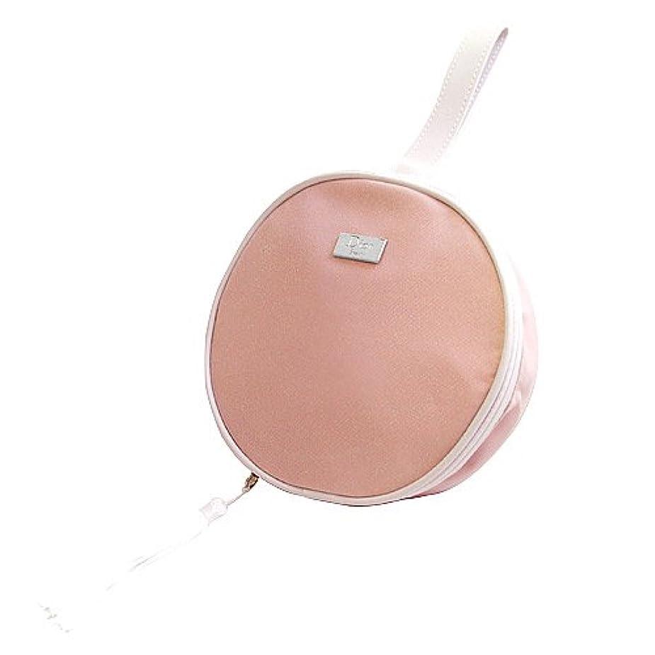 ペレグリネーション関係記念Dior Beauty (ディオール ビューティー) コスメポーチ 円柱 PK C.D0000000088 PK