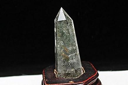 ガーデン水晶六角柱【T577-2717】