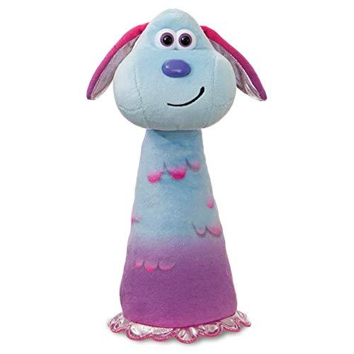 Shaun the Sheep Aurora, 61241, Lu-La, 9In, Soft Toy, Blue and Purple