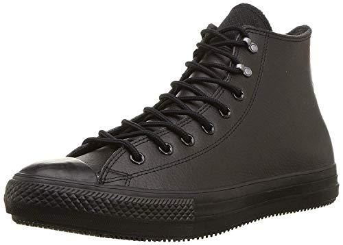 Converse Damen Chuck Taylor All Star Winter First Steps Boot modischer Stiefel, Black Black Black, 40 EU