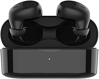Infinix iRocker XE15 True Wireless Earbuds, 20 Hour Playtime, Bluetooth V5.0, Superior Sound, Secure Fit with AirWings, Co...