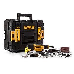 DeWalt DWE315KT绳状振荡多工具