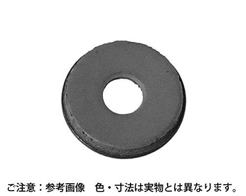 鉄AZワッシャー (グレーゴム) サイズM5 入数500【ハイロジック】