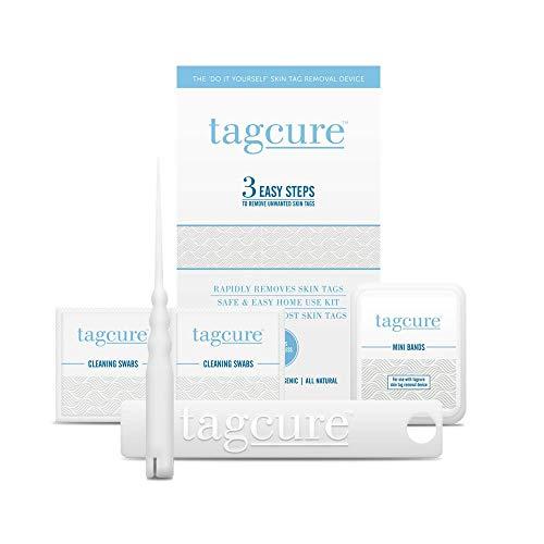 TagCure Skin Removal Tag Remover Device Spot Mollen Markeringen Skintag Wart Band Behandeling