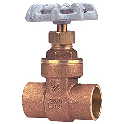 SI8 3/4 Full Port Gate Valve from NIBCO INC.