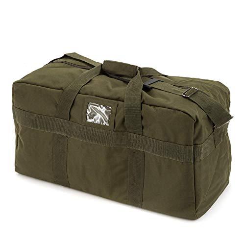 US Army Einsatztasche Sport- u.Reisetasche Nylon 57 l in verschiedenen Farben (Oliv)